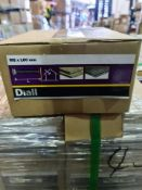 (S1) PALLET TO CONTAIN 199 x NEW 4KG BOXES OF M8x80MM HEX BOLT. ZP. RRP £28.25 PER BOX