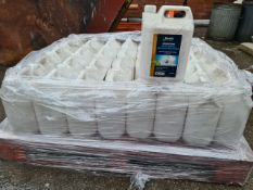 (S114) PALLET TO CONTAIN 40 x BOSTIK 5L CEMENTONE INTEGRAL WATERPOOFER