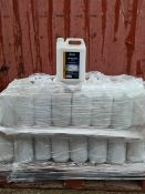 (S106) PALLET TO CONTAIN 78 x 5L TUBS CONTAINING BOSTIK CEMENTONE SBR. STRENGTHENS, WATERPROOFS