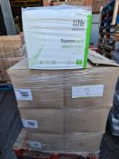 (J16) PALLET TO CONTAIN 48 x PACKS OF 20 LILLE HEALTCARE SUPREMEFORM 100% BREATHABLE SHAPED PADS.