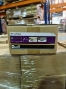 (S4) PALLET TO CONTAIN 48 x NEW 4KG BOXES OF M6x70MM HEX BOLT. ZP. RRP £25.25 PER BOX