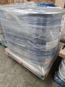 PALLET TO CONTAIN 3 x 210L TUBS OF BOSTIK CEMENTONE INTEGRAL WATERPROOFER. RRP £750 PER TUB.