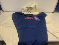5 X BRAND NEW TGF CHILDISH THEME PARK HOODIES SIZE LARGE RRP £70 EACH