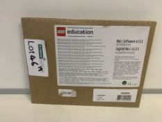 24 X BRAND NEW EDUCATIONAL WEDO LEGO ACTIVITY PACK AND SOFTWARE