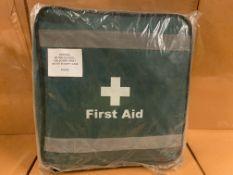 6 X BRAND NEW FIRST AID KITS