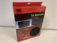 10 X BRAND NEW AUTOCARE CAR BOOT LINERS