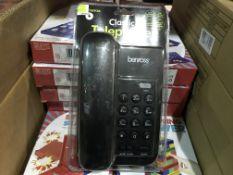 14 X CLASSIC TELEPHONES