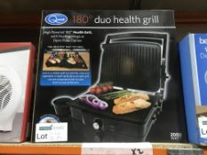 QUEST 180 DUO HEALTYH GRILL