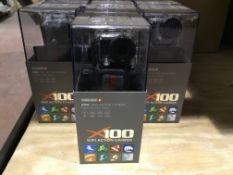 KAISER BASS X100 WIFI ACTION CAMERA