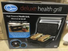 QUEST DELUXE HEALTH GRILL