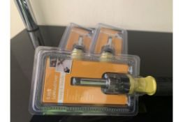 11 X 6 IN 1 SCREWDRIVERS IN 1 BOX
