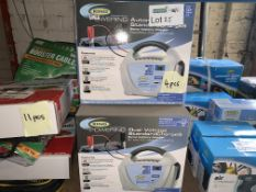 4 X BRAND NEW VARIOUS RING BATTERY CHARGERS