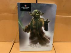 24 X BRAND NEW SHEAFFER STAR WARS A5 HARDBACK NOTE BOOKS