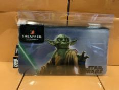 36 X BRAND NEW SHEAFFER STAR WARS PENCIL CASES