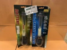 3 X BRAND NEW MAYPOLE BATTERY HYDROMETERS AND 6 X BRAND NEW MAYPOLE ANTI-FREEZE TESTERS