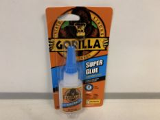 30 X BRAND NEW 15G SUPER GLUES