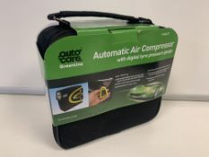 9 X BRAND NEW AUTOCARE AUTOMATIC AIR COMPRESSORS