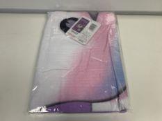 20 X BRAND NEW BOXED EMOJI UNICORN TOWELS