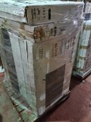 (M19) PALLET TO CONTAIN 10 x VARIOUS RETURNED TVS TO INCLUDE MEDION. SUCH AS: 50 INCH SMART FULL