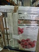 (M10) PALLET TO CONTAIN 9 VARIOUS ITEMS TO INCLUDE AMBIANO CHEST FREEZER, 43 INCH MEDION SMART TV