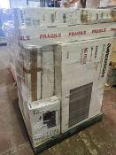 (M1) PALLET TO CONTAIN 11 x VARIOUS RETURNED TVS TO INCLUDE MEDION. SUCH AS:50 INCH SMART TV, 32