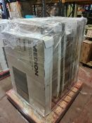 (M14) PALLET TO CONTAIN 7 x VARIOUS RETURNED TVS TO INCLUDE MEDION. SUCH AS: 43 & 50 INCH SMART FULL
