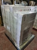 (M15) PALLET TO CONTAIN 8 x VARIOUS RETURNED TVS TO INCLUDE MEDION. SUCH AS: 43 & 50 INCH SMART FULL