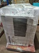 (M12) PALLET TO CONTAIN 8 x VARIOUS RETURNED TVS TO INCLUDE MEDION. SUCH AS: 43 & 50 INCH SMART FULL