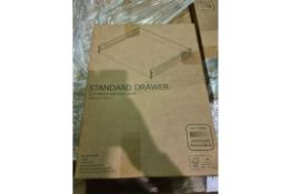 (P10) PALLET TO CONTAIN 10 x NEW BOXED STANDARD DRAWER PACKS