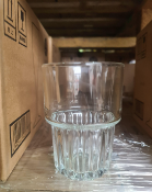(SP2) PALLET TO CONTAIN 540 x NEW LIBBEY 355ML EVEREST BEVERAGE GLASSES. RRP £3 EACH