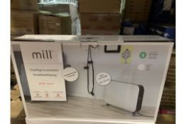 MILL 2000W CONVECTION HEATER