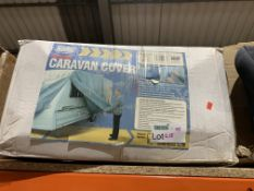 MAYPOLE 12 TO 14 BREATHABLE CARAVAN COVERS