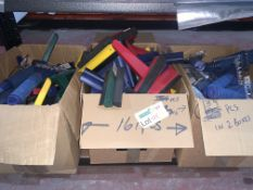 161 XVARIOUS BRAND NEW ICE SCRAPERS/SQUEEGEES