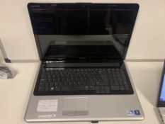 DELL INSPIRON 1750 LAPTOP, WINDOWS 10, 17 INCH SCREEN, 250GB HDD WITH CHARGER