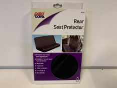 24 X BRAND NEW AUTOCARE REAR SEAT PROTECTORS