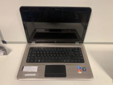 HP DV6 LAPTOP, INTEL CORE i5 2.27GHZ, WINDOWS 10, 320GB HARD DRIVE WITH CHARGER