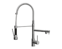 Biella Kitchen Mixer Swivel Spout & Directional Spray RRP over £249.00