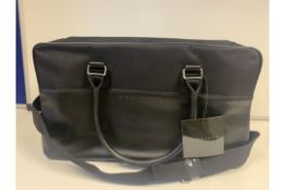 5 X BRAND NEW SEAN JOHN BLACK WEEKEND BAGS