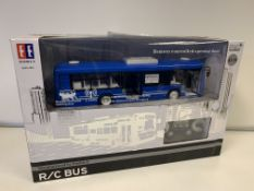 BRAND NEW RC BUS WITH REMOTE CONTROLLED DOOR