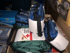15 X BRAND NEW VARIOUS FIRST AID KITS