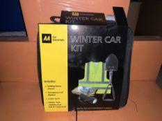 13 X BRAND NEW AA WINTER CAR KITS