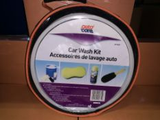 10 X BRAND NEW AUTOCARE CAR WASH KITS