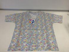 (NO VAT) 22 X BRAND NEW KIDS DIVISION MINI GIRLS KIMONO AGE 4-5 YEARS