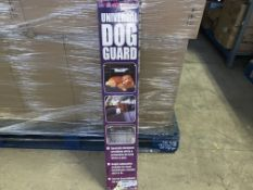 4 X BRAND NEW STREETWIZE UNIVERSAL DOG GUARDS