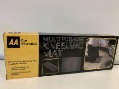 41 X BRAND NEW AA MULTI PURPOSE KNEELING MATS
