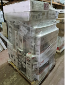 (TV16) PALLET TO CONTAIN 20x VARIOUS RETURNED TVS TO INCLUDE JVC, SOMY, LG, LOGIK. SIZES INCLUCE: