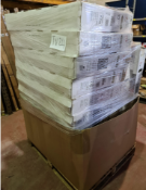 (TV24) PALLET TO CONTAIN 11 x VARIOUS RETURNED TVS TO INCLUDE JVC, LG. SIZES INCLUCE: 32INCH, 43INCH