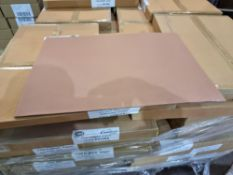 (Z124) PALLET TO CONTAIN 25 x NEW BOXED PACKS OF 250 KALEIDSCOPE 100GSM SUGAR PAPER. (6,250 SHEETS