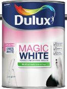 (REF2057257) 1 Pallet of Customer Returns - Retail value at new £1,339.56. To include: DULUX MAGIC