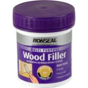 (REF2050113) 1 Pallet of Customer Returns - Retail value at new £1,234.80. To include:RONSEAL WOOD
